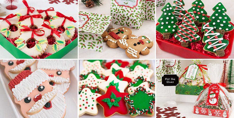 Christmas Baking Supplies  Christmas Cookie Supplies Christmas Cookie Cutters