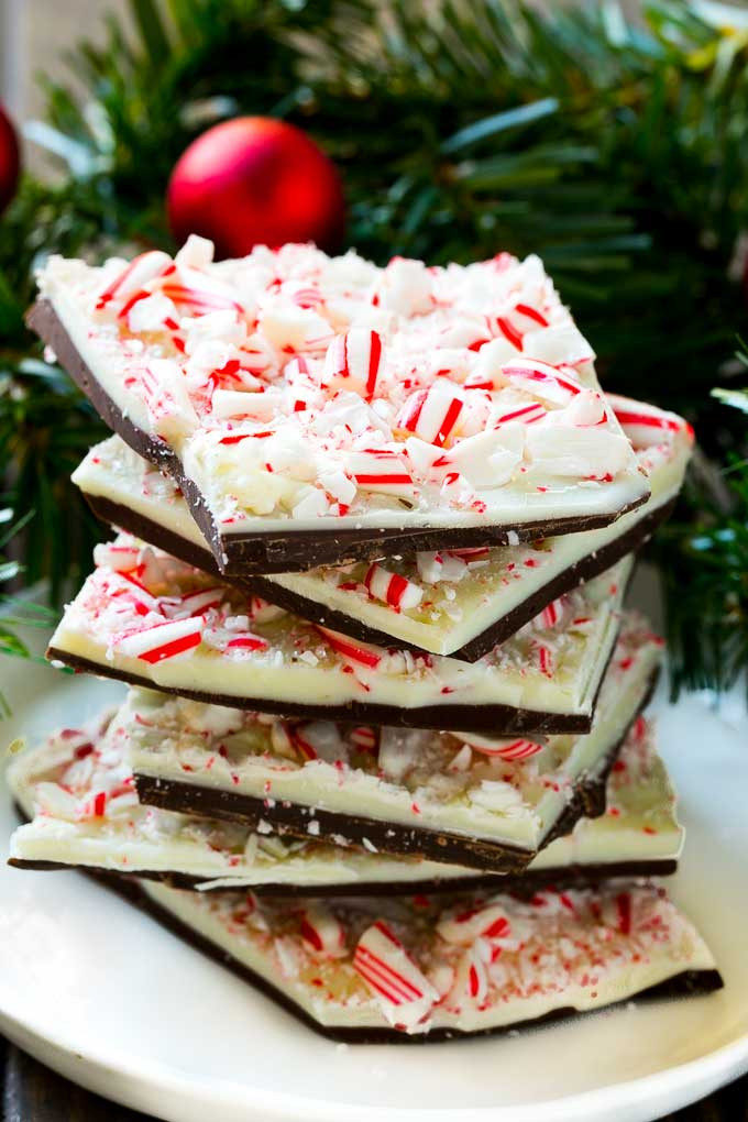 Christmas Bark Candy  Peppermint Bark Recipe Dinner at the Zoo