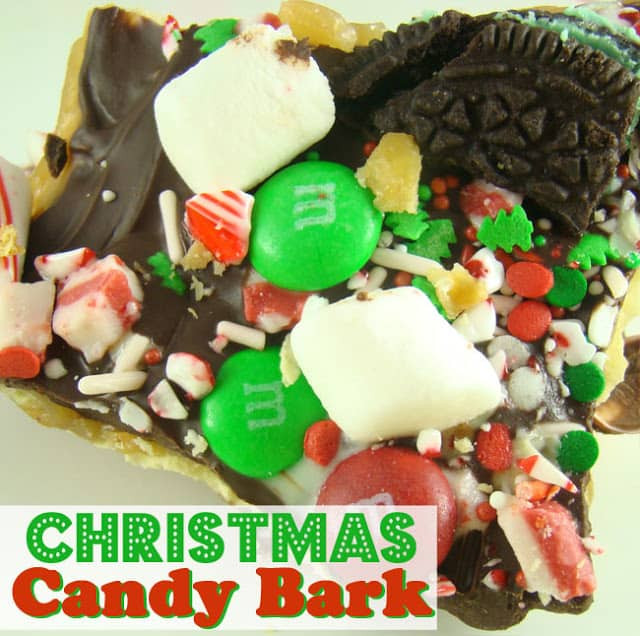 Christmas Bark Candy Recipe  Christmas Candy Bark Recipe Toffee and Chocolate