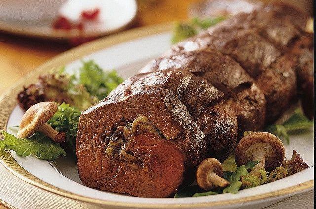 Christmas Beef Tenderloin Recipe  888 best Christmas images on Pinterest