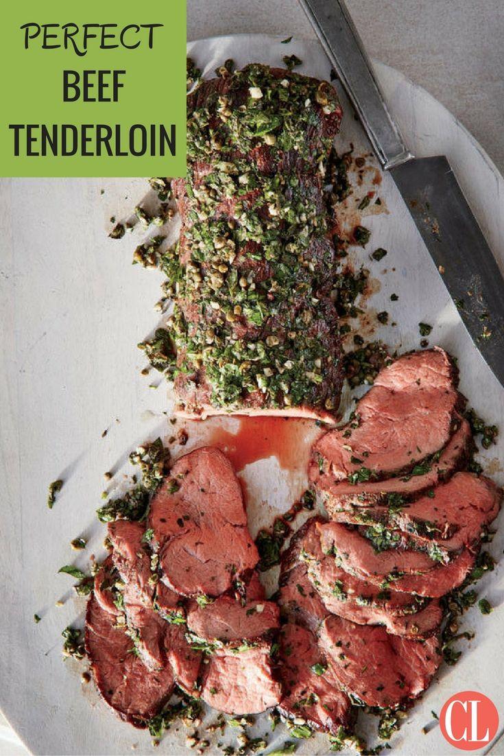 Christmas Beef Tenderloin Recipe  25 best ideas about Beef tenderloin on Pinterest