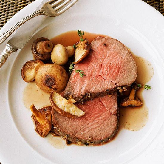Christmas Beef Tenderloin Recipe  Christmas Roast Beef Dinners