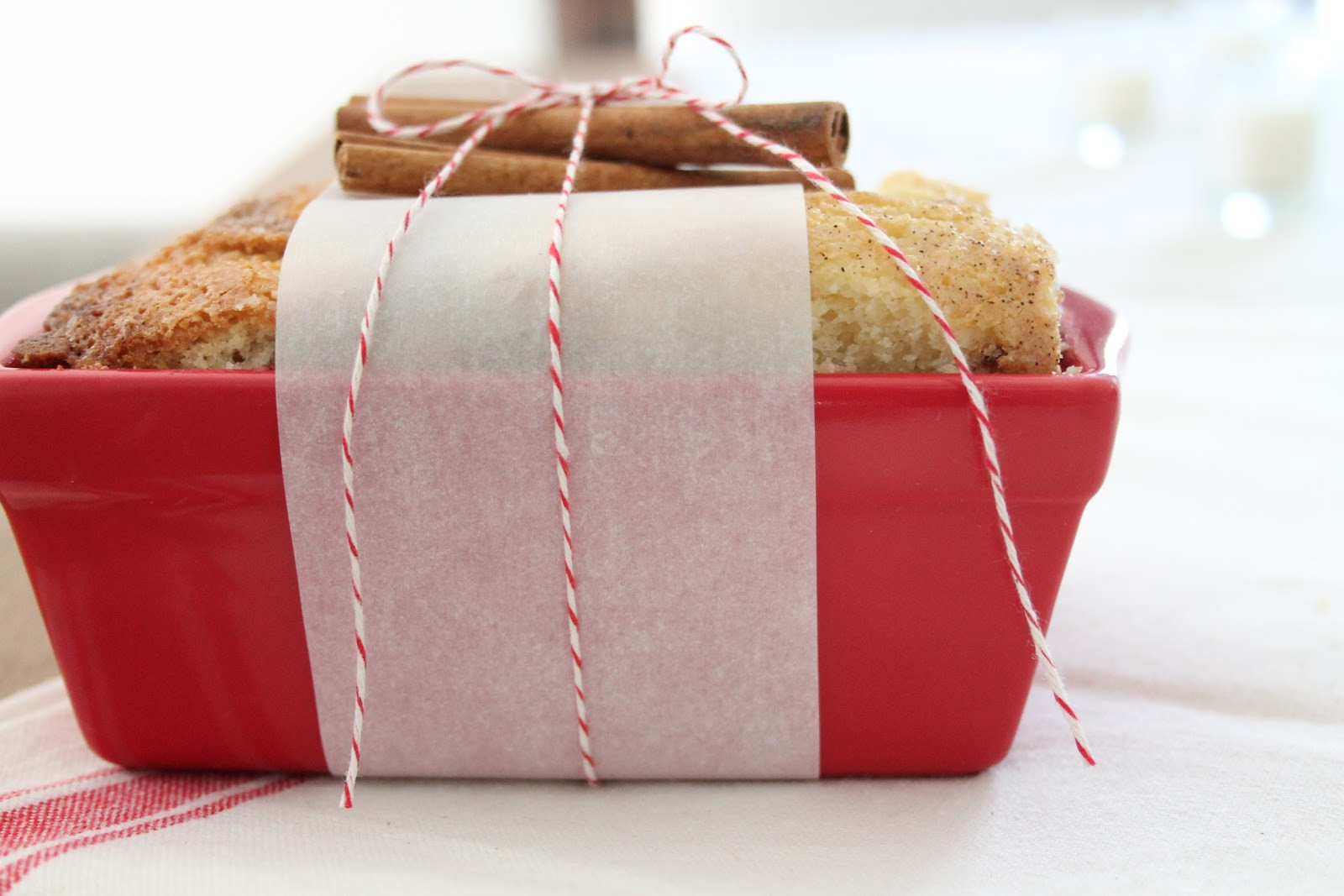 Christmas Bread Gifts  Christmas Gift Idea
