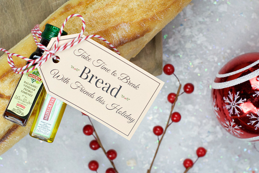 Christmas Bread Gifts  Simple Bread Gifts for the Holidays – Fun Squared