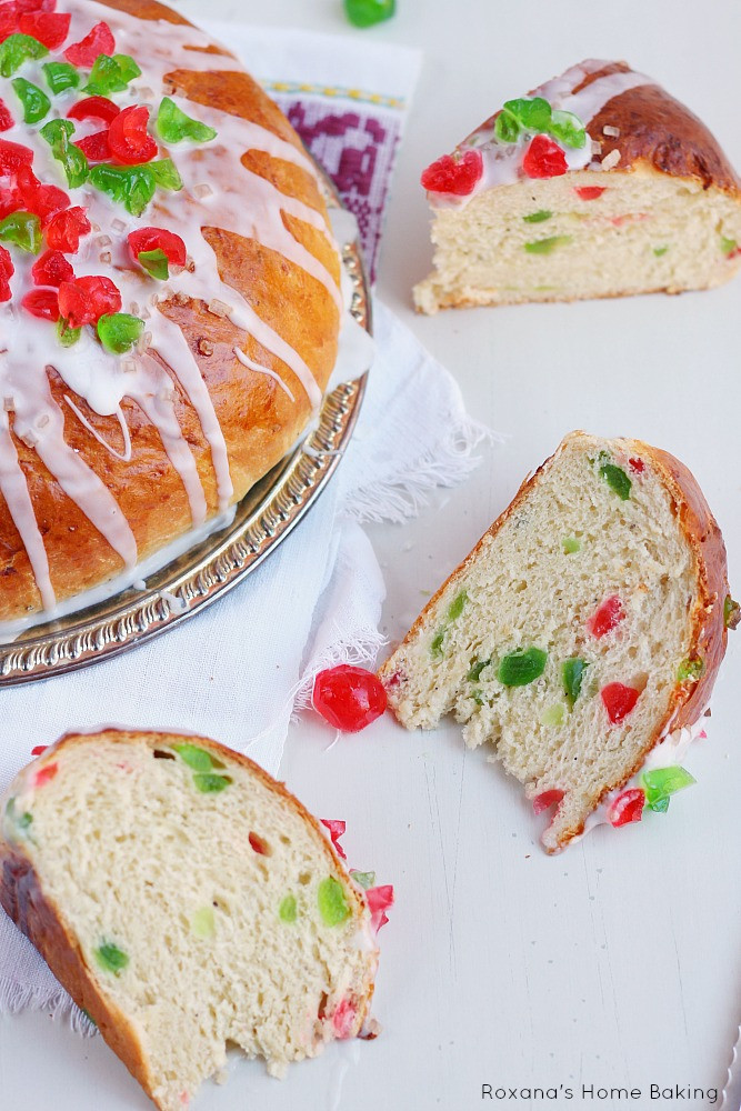 Christmas Bread Receipes  Julekage Norwegian Christmas fruit bread recipe