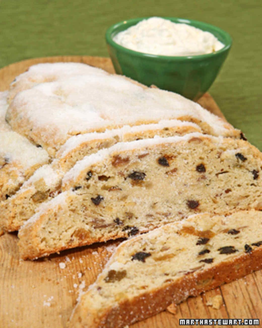 Christmas Bread Recipe  Holiday Fruitcake and Sweet Bread Recipes