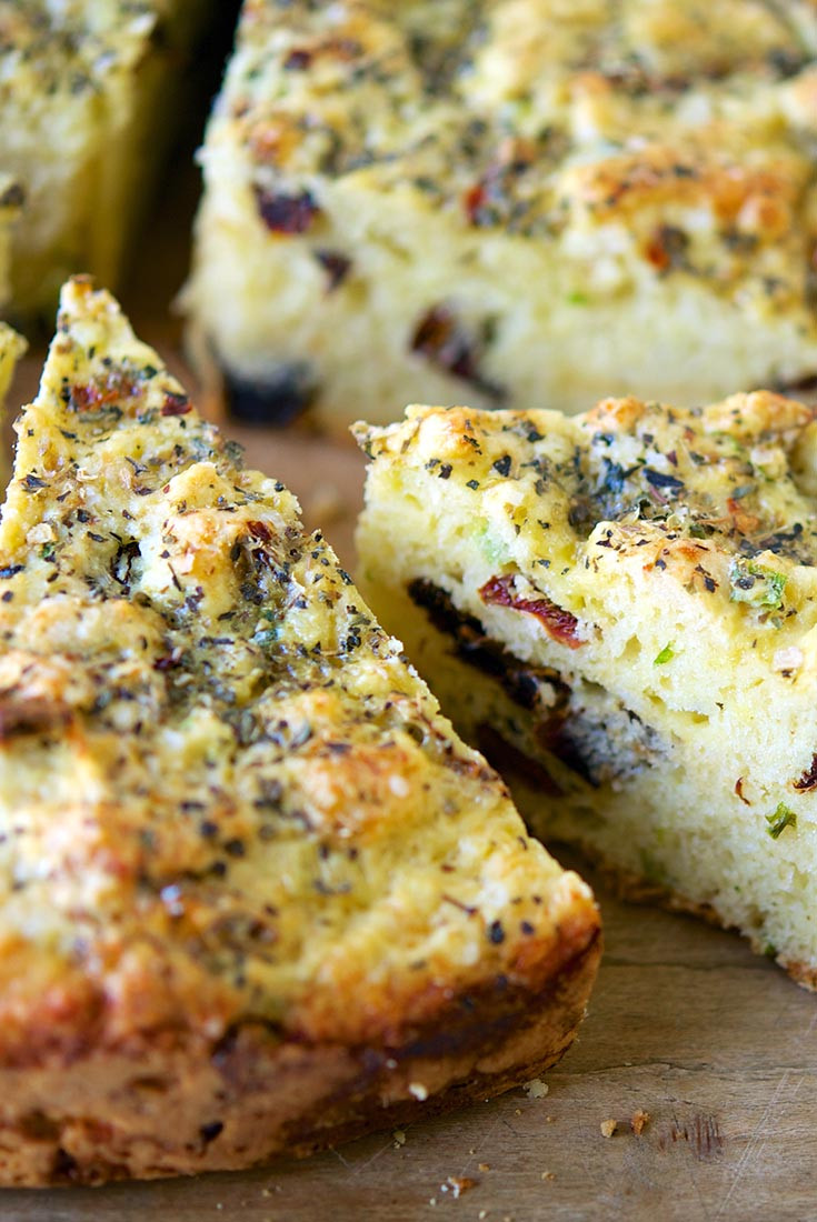 Christmas Bread Recipies  Savory Christmas Cheese Bread Recipe