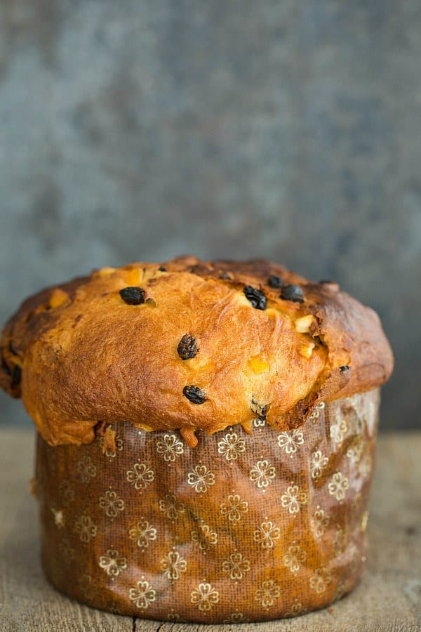 Christmas Bread Recipies  Panettone Recipe