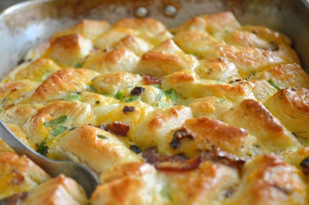 Christmas Breakfast Casserole Recipes  Christmas Morning Casserole Everyone Will Love