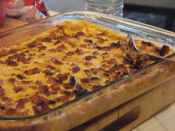 Christmas Breakfast Casserole Recipes  Christmas Breakfast Bacon Casserole Recipe