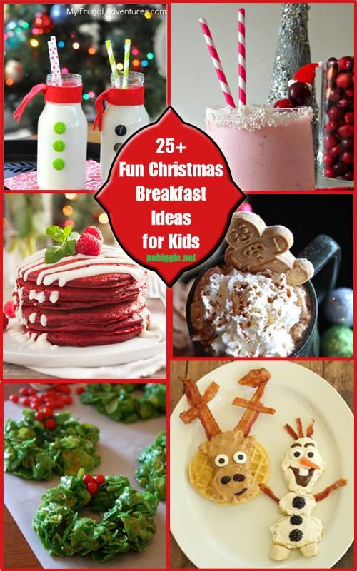 Christmas Breakfast Ideas For Kids  25 Fun Christmas Breakfast Ideas for Kids