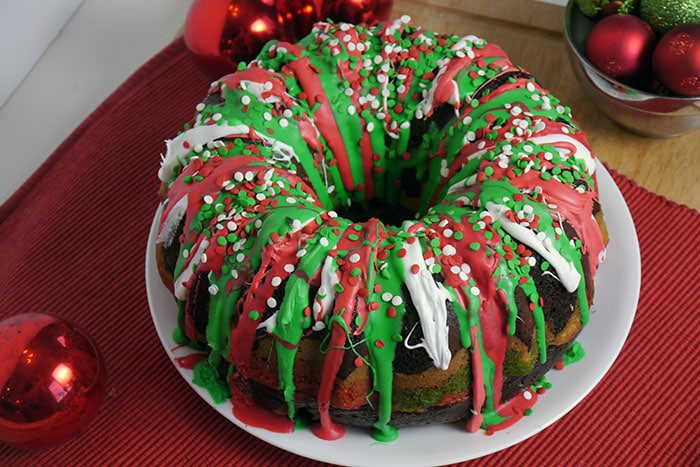 Christmas Bundt Cake Recipes  Christmas Bundt Cake Recipe