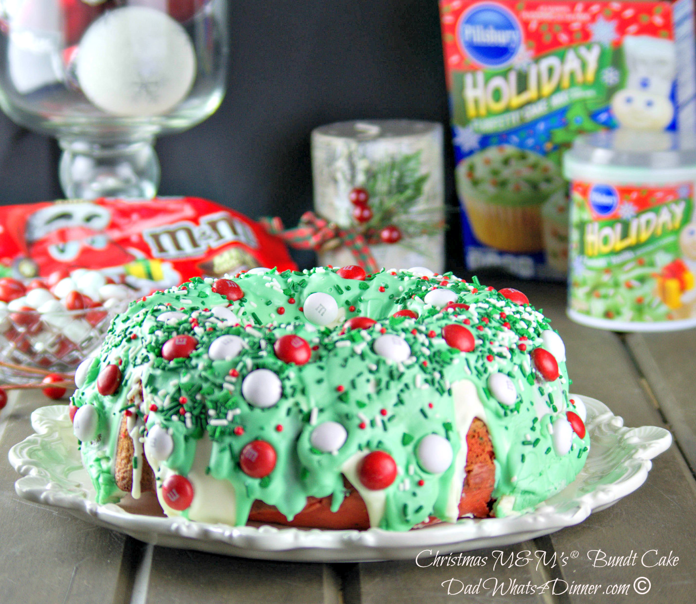 Christmas Bundt Cake Recipes  Christmas Bundt Cake Dad Whats 4 Dinner