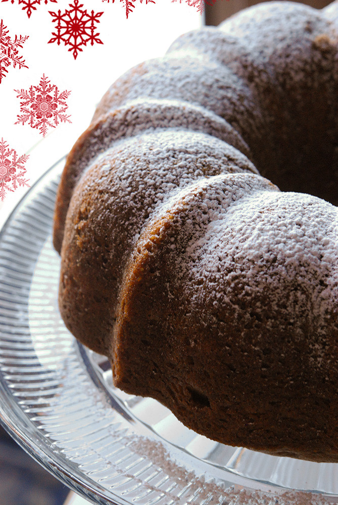 Christmas Bundt Cake Recipes  Christmas y Bundt Cake Recipe Jill Ruth & Co