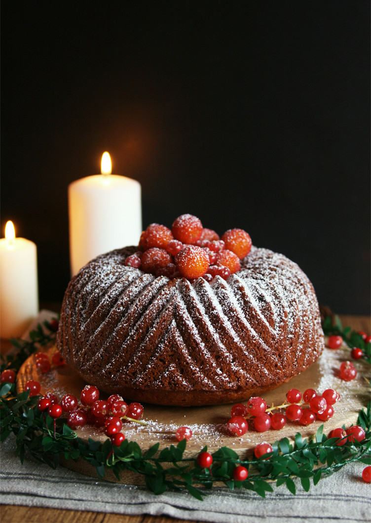 Christmas Bundt Cake Recipes  Cinnamon Girl Christmas Bundt Cake