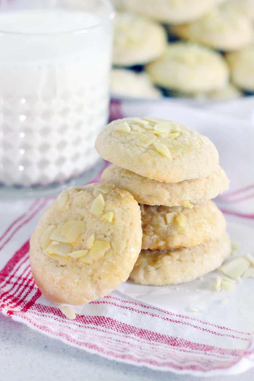 Christmas Butter Cookies  Norwegian Butter Cookies Serinakaker Bowl of Delicious