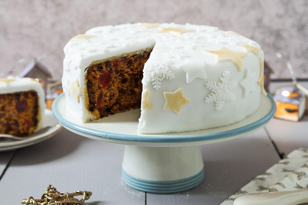 Christmas Cake Recipe  Christmas Cake Recipe