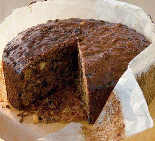 Christmas Cake Recipe  Simmer & stir Christmas cake recipe