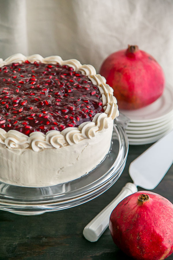 Christmas Cake Recipes  Mouthwatering Christmas Cake Recipes From Pinterest