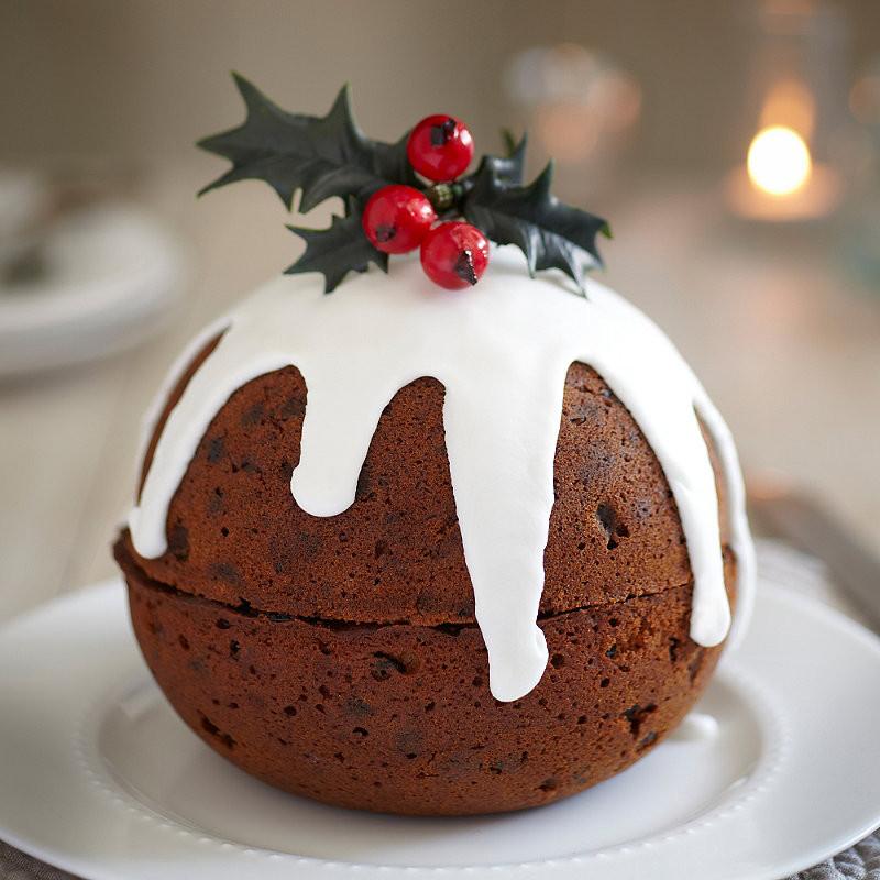 Christmas Cake Recipes  Christmas Pudding Cake Recipes