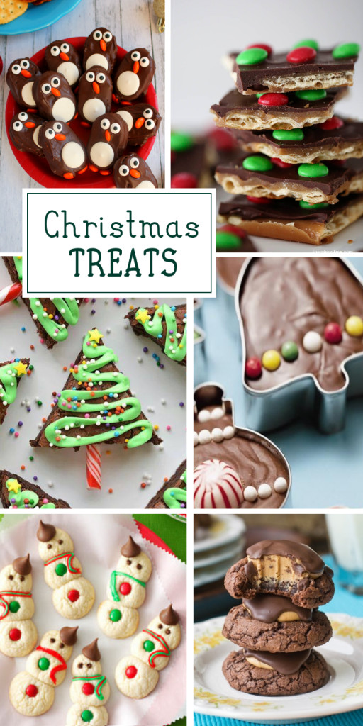 Christmas Cakes For Kids  40 Fun Christmas Treats To Make With Your Family