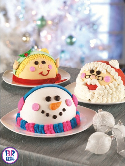 Christmas Cakes For Kids  Idea for Christmas Dessert Kids of All Ages Love BR Ice