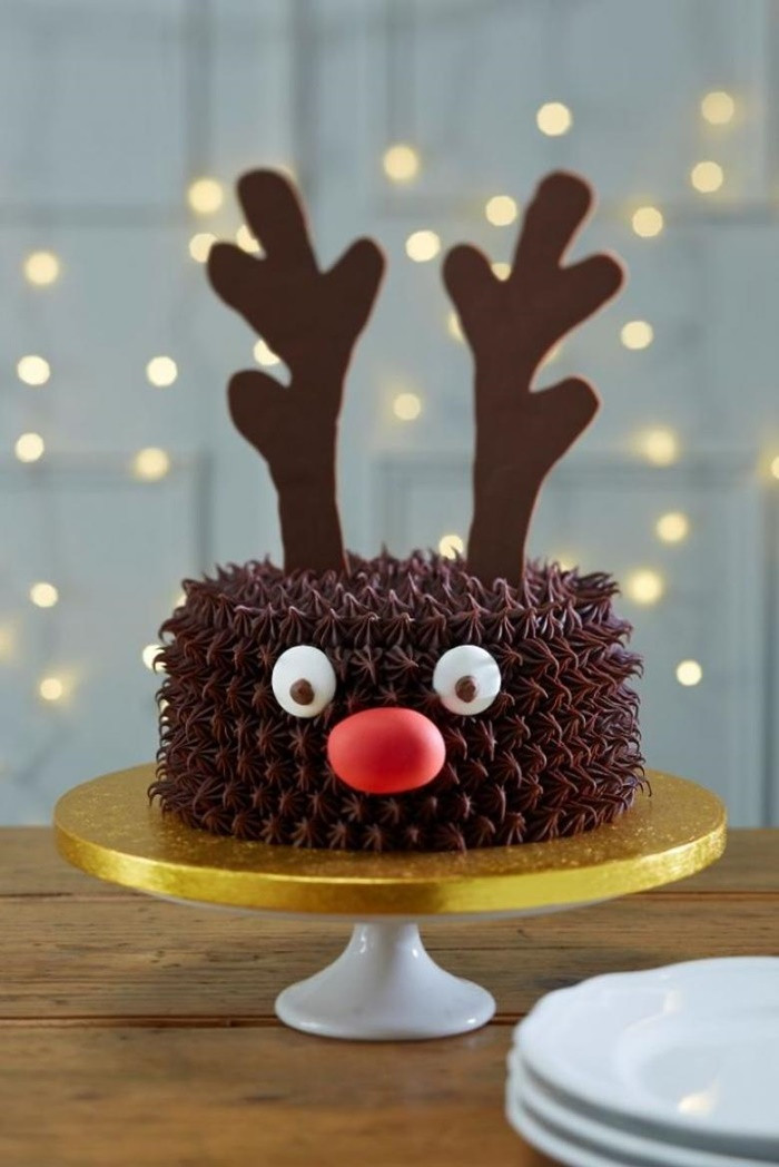Christmas Cakes For Kids  Best Christmas Cakes for Children Delicious Recipes