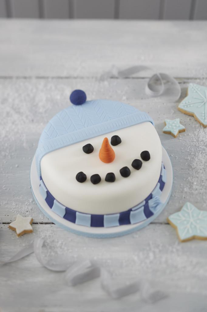 Christmas Cakes For Kids  Top 21 Christmas Cakes
