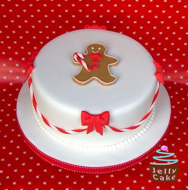 Christmas Cakes Images  Best 25 Christmas cake designs ideas on Pinterest