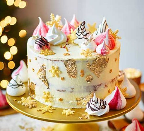 Christmas Cakes Pictures  Christmas cake recipes