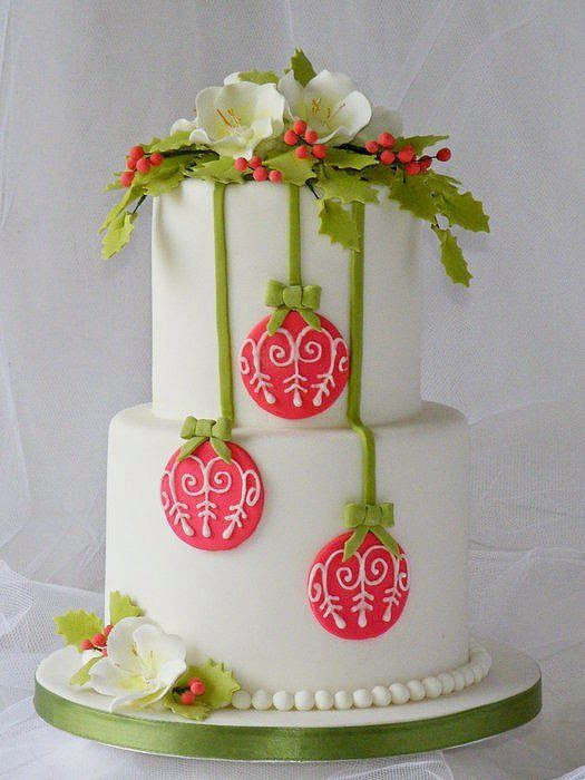 Christmas Cakes Pictures  Christmas Cake Decorating Mums Make Lists