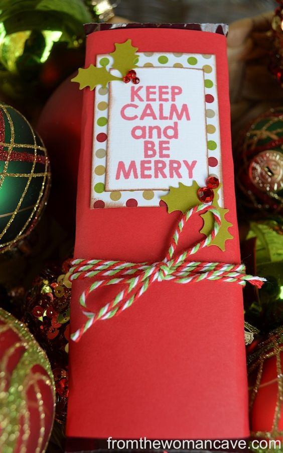 Christmas Candy Bar  Christmas candy bar Keep calm and Gifts on Pinterest