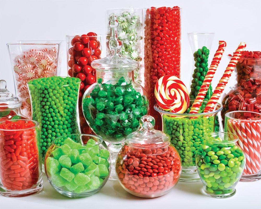 Christmas Candy Buffets  Christmas Candy Buffet Ideas Royalcandy pany
