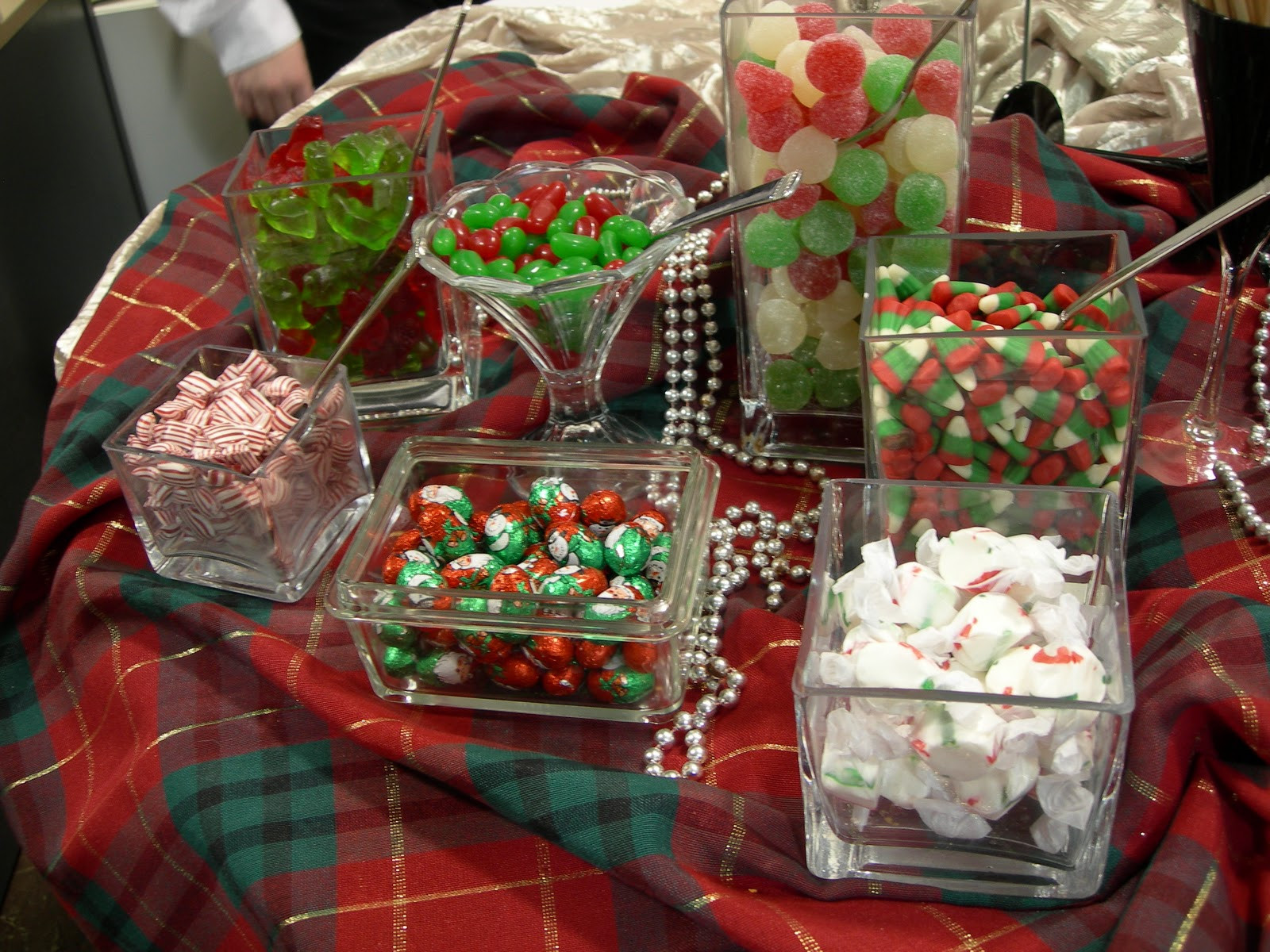 Christmas Candy Buffets  Events at Select Service Annual holiday Cookie Party open