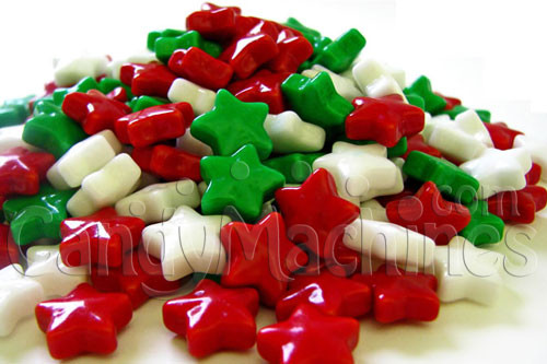 Christmas Candy Bulk  Buy Christmas Stars Candy Vending Machine Supplies For Sale