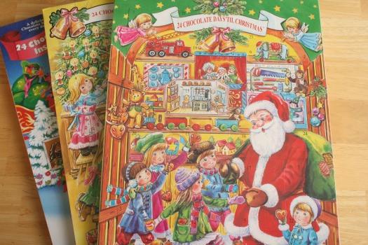 Christmas Candy Calendar  The Parsimonious Princess Counting the Days A Fun Easy