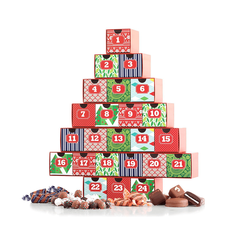Christmas Candy Calendar  2017 Chocolate & Candy Advent Calendars For a Sweet