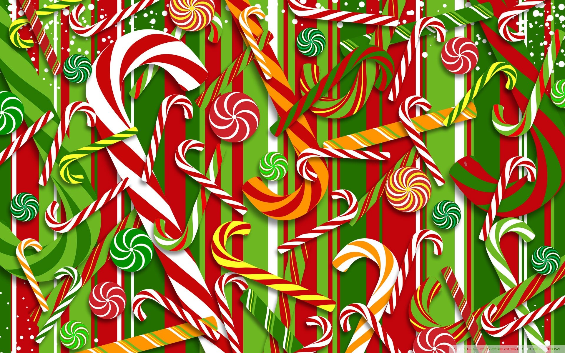 Christmas Candy Cane Background  100 Best HD Christmas Wallpapers for Your Desktop