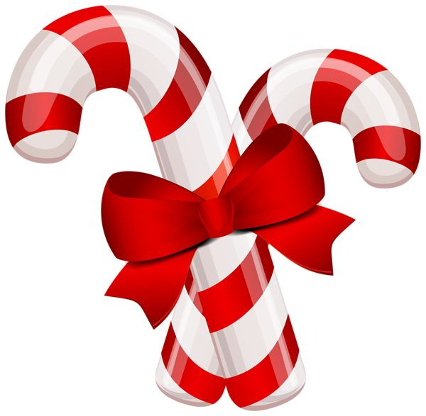 Christmas Candy Cane Clipart  Pin by Kim Heiser on Christmas Clipart
