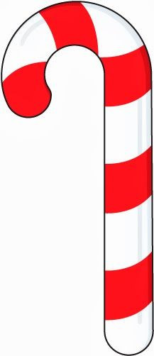 Christmas Candy Cane Clipart  Free Candy Cane Clip Art Clipartix