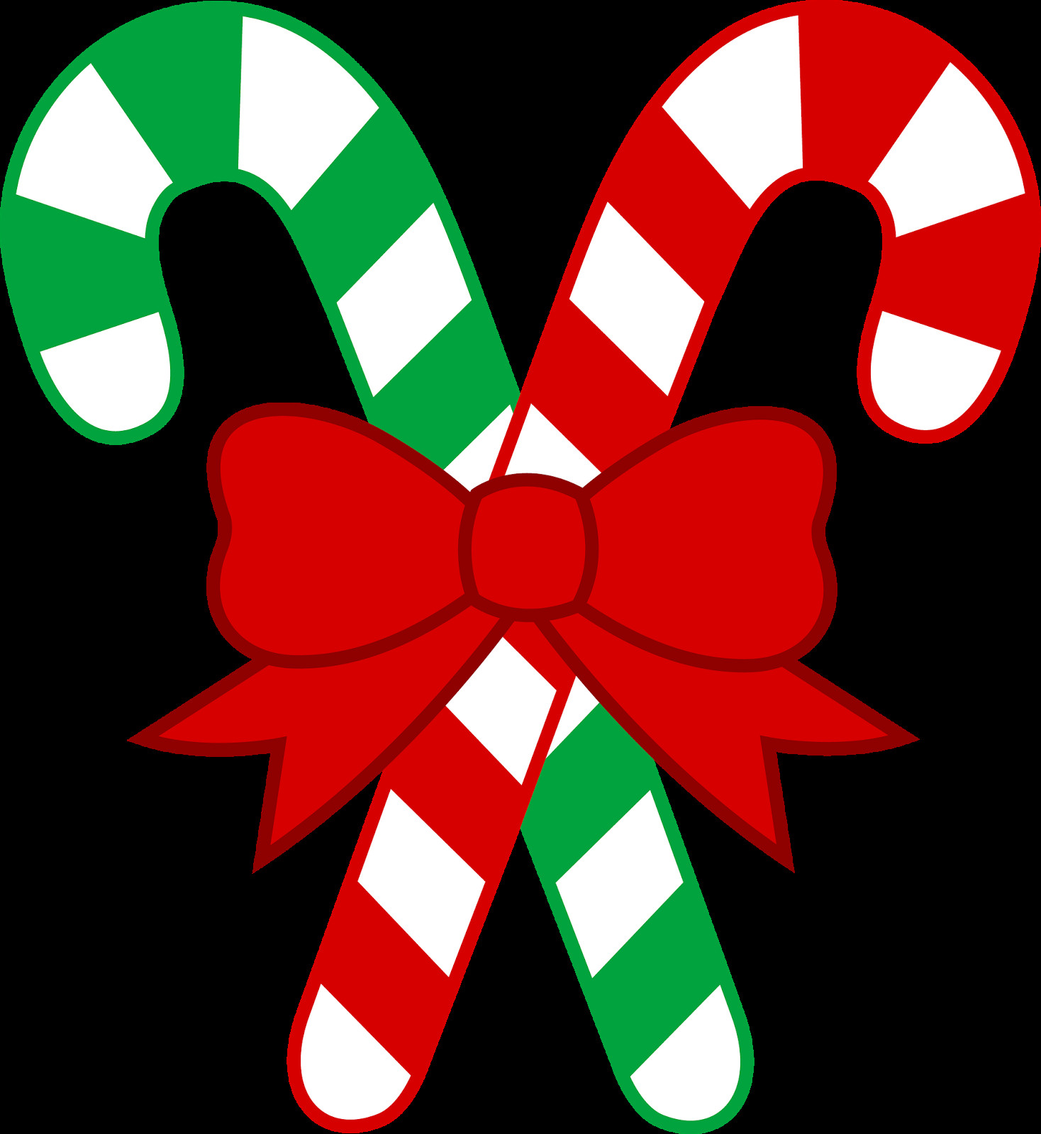 Christmas Candy Cane Clipart  Beth Rinyu Author December 2013