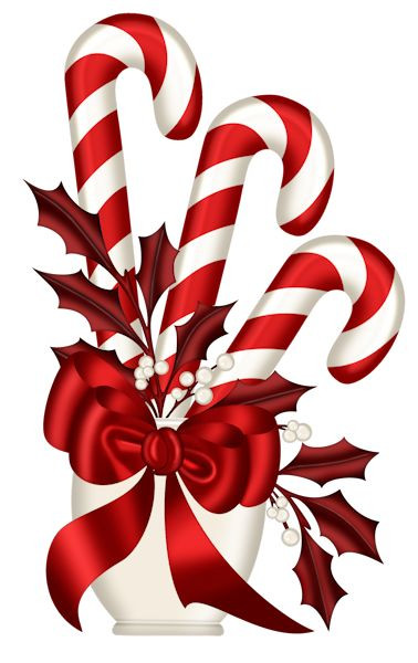 Christmas Candy Cane Clipart  185 best Navidad images on Pinterest