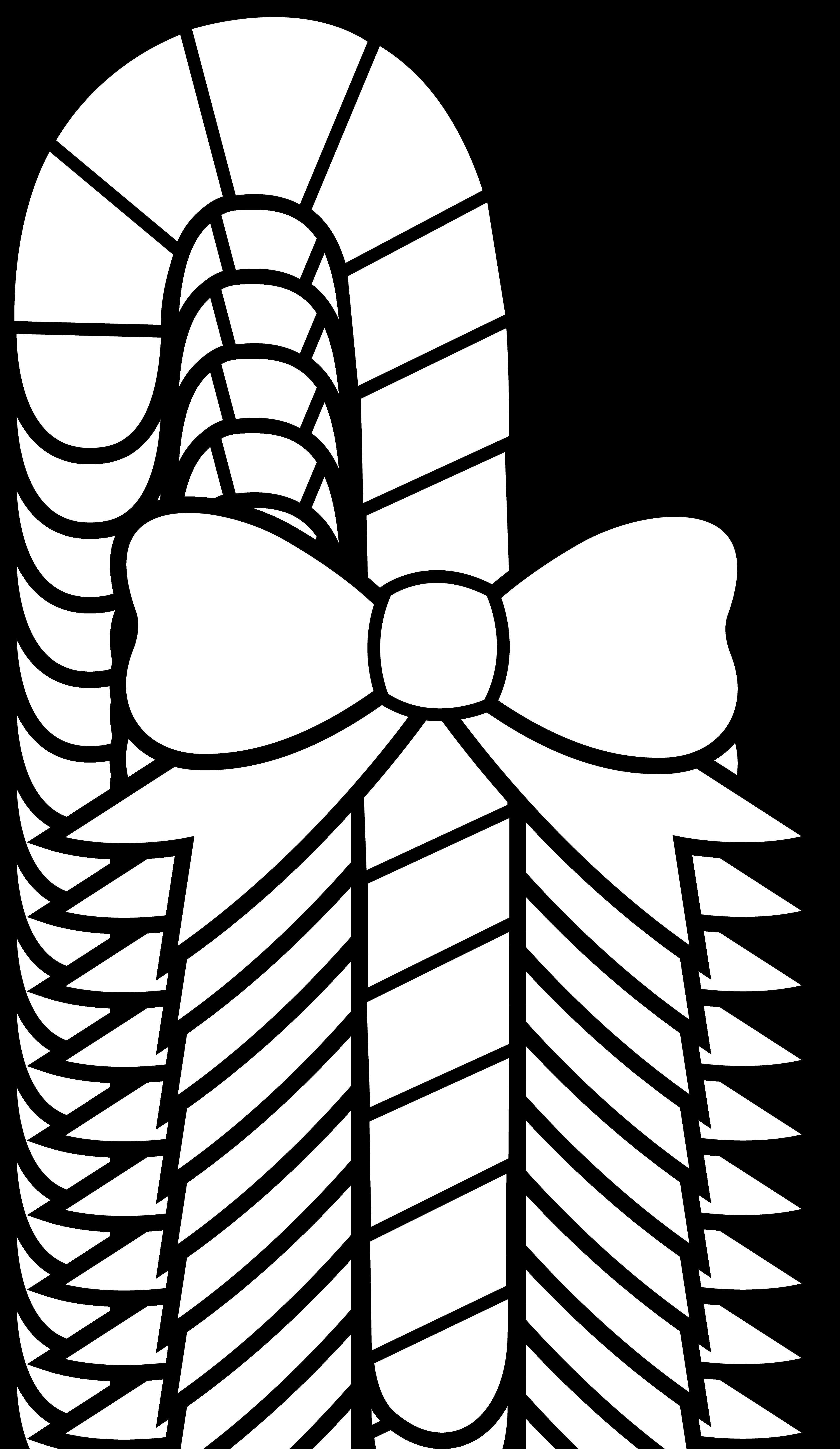 Christmas Candy Cane Coloring Pages  Christmas Candy Canes Coloring Pages AZ Coloring Pages