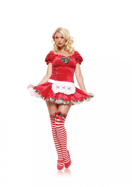 Christmas Candy Cane Costume  Candy Cane Costume Ideas