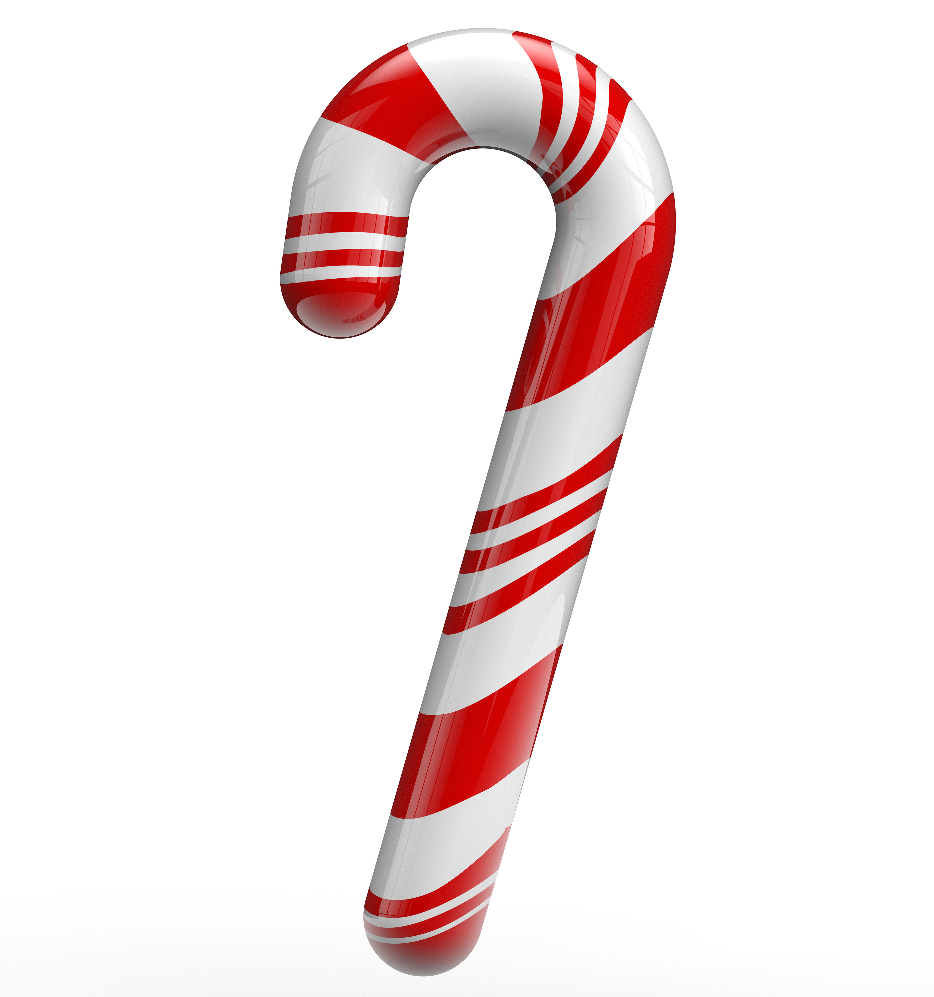 Christmas Candy Canes  candy cane – 88 Piano Keys