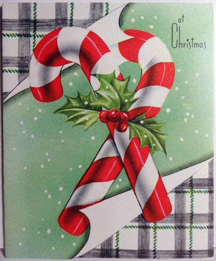 Christmas Candy Card  90 best images about Xmas Candy Cane on Pinterest