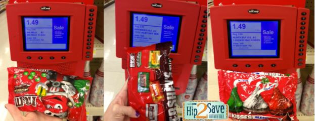Christmas Candy Clearance  Tar Christmas Clearance Decor Candy Frugal