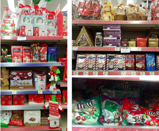 Christmas Candy Clearance  Walgreens Christmas Clearance Candy Starbucks Gift Sets