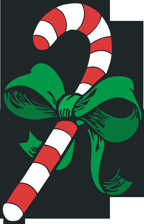 Christmas Candy Clipart  Free Candy Cane Clip Art Clipartix