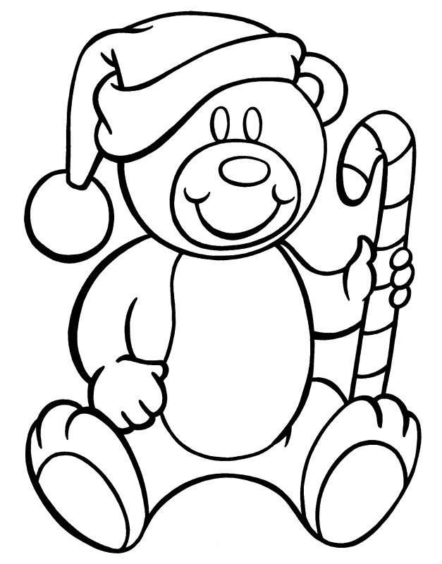 Christmas Candy Coloring Pages  Christmas Candy Coloring Pages AZ Coloring Pages
